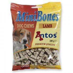 Mini Bones Duo Lamb 200g